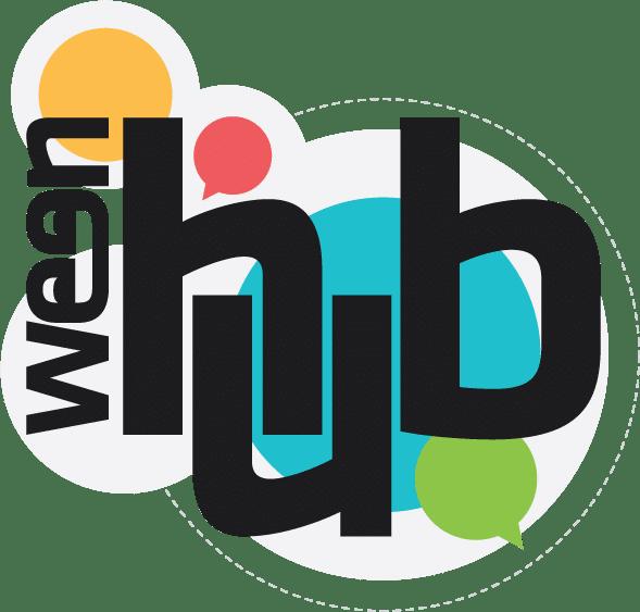 logo ween hub